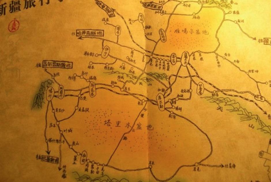《从紫禁城到楼兰》探险之美